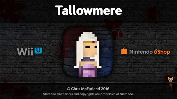 Tallowmere - Coming to Wii U - Nintendo eShop
